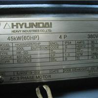 供应韩国现代HYUNDAI电机