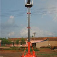 套缸式升降平台/28米高空作业台济南金方圆