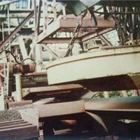 供应矿石自动回收式电磁铁除铁器