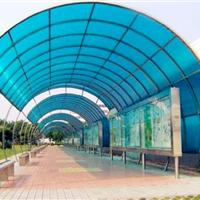 供应上海地区pc阳光板厂家、阳光板安装