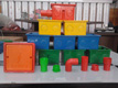 河北新亚塑PVC彩色接线盒厂