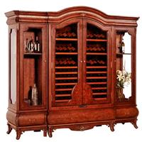 供应玛歌莲堡美式窖式酒柜、红酒柜