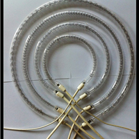 圆形光波发热管专业开发生产厂家