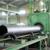 供应QG系列钢管内外壁专用抛丸清理机