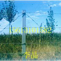 河南农场用刺丝铁丝网淘宝刺绳卖家专柜品质