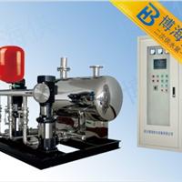 供应德阳无负压供水设备供水效果分析