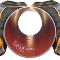 供应管道浮力平衡压袋 管道压重袋