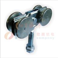 供应45#钢质移门吊轮/吊滑轮H1-4