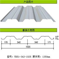 供应安徽滁州压型钢板楼承板