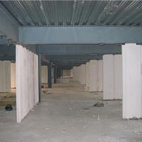 郑州实心复合轻质隔墙板主要原料是硅钙材料