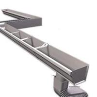 供应成品天沟 檐沟 落水系统 PVC管