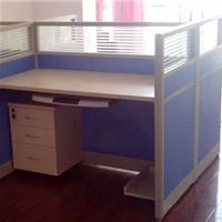 家具市场合肥铝合金屏风卡座组合隔断办公桌