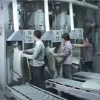 供应上海最快的气压式砂浆包装机