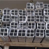 供应50*50*2的铝合金方管 50*100*3的铝方管