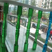 供应有机玻璃楼梯立柱 亚克力立柱 水晶立柱