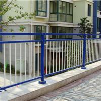 喷塑护栏围墙栏杆静电喷涂护栏专业生产制作