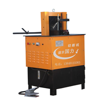 供应盛京国力牌槽钢冲剪机,16#槽钢冲剪机
