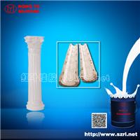 大型欧式罗马柱构件模具硅胶