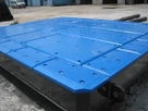 PE聚乙烯耐磨护舷板/高抗冲击码头防冲板