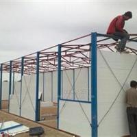供应北京专业钢结构彩钢房阁楼设计搭建