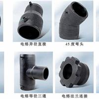 优质钢丝网骨架塑料复合管黑色给水管材销售
