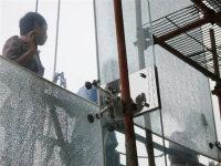 供应广州幕墙玻璃打胶换胶
