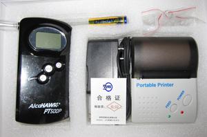 PT500P打印型酒精检测仪