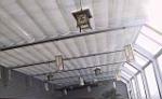 折叠式天棚帘哪家好 成都电动天棚帘公司