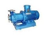 供应北京磁力泵-CQB型不锈钢磁力驱动离心泵