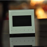 供应背景音乐系统主机3寸彩屏触控播放器