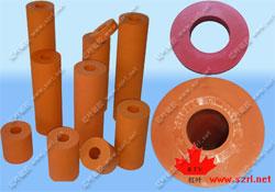供应环保粘尘硅胶辊用的硅胶