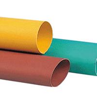 供应红、黄、绿色10kv连续母排保护热缩套管