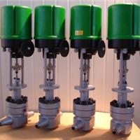 供应进口超高压电动调节阀