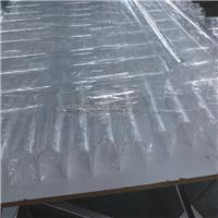 透明PC板雕刻,透明耐力板加工