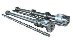 供应吹膜机螺杆料筒