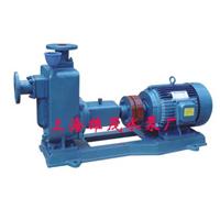 ZW ZWL型自吸式无堵塞排污泵供应