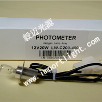 供应深圳锦瑞GS200全自动生化仪灯泡12V20W