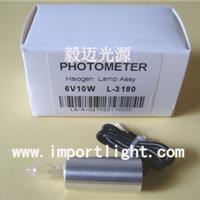 供应科华L-3180生化分析仪灯泡6V10W