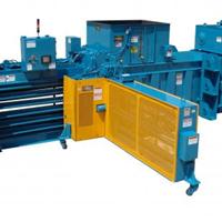 供应EPM系列卧式废纸液压打包机