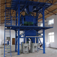 陕西安徽干粉砂浆生产线多少钱