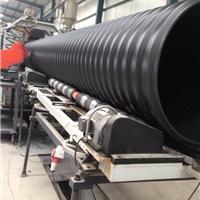 河南HDPE钢带增强螺旋管厂家