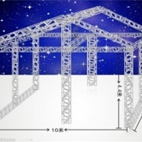供应济宁铭盛|建筑钢结构|桁架