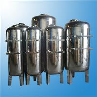 昆明玻璃钢过滤罐不锈钢过滤罐玻璃钢树脂罐