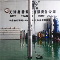 供应天津耐腐蚀高扬程不锈钢深井潜水泵