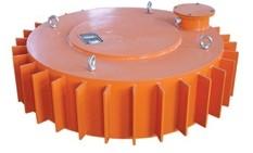 华迅干式电磁除铁器/湿式除铁器