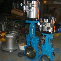 供应PZ673H气动渣浆阀,不锈钢渣浆刀闸阀