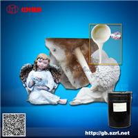 供应石膏树脂工艺品复模专用模具硅胶