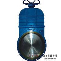 DMZ73H手动刀型污水闸阀
