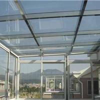 長沙鋁質玻璃幕墻陽光房玻璃房長沙較低價!