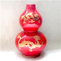 陶瓷葫芦瓶,大吉大利  四季平安瓶